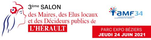 salon des maires Hérault 2021