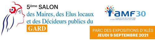 salon des maires Gard 2021