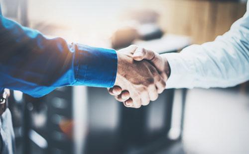 contrat - partenariat
