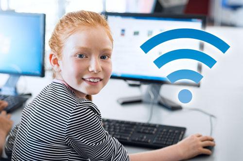 wifi dans les écoles